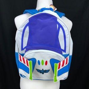 NWT Kids Buzz Lightyear Space Ranger Backpack